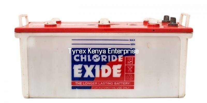 CHLORIDE EXIDE BATTERY N120