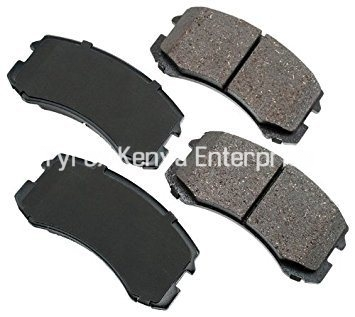 TOYOTA HARRIER REAR BREAK PADS