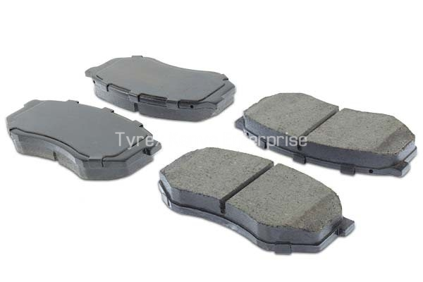 TOYOTA PRADO REAR BREAK PADS