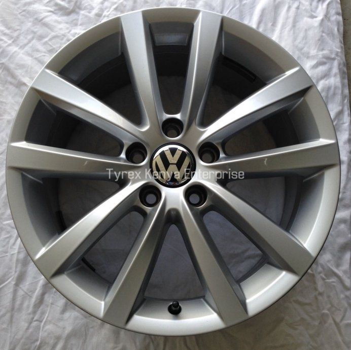 VW 16'' Genuine alloy rims